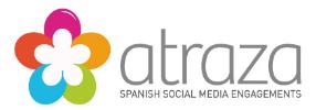 Atraza - Spanish Social Media