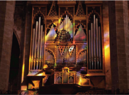 Órgano de la catedral de Palma de Mallorca